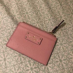 Kate Spade ♠️ Card holder wallet